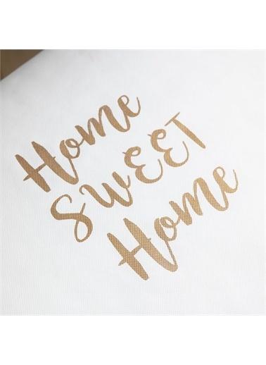 Ocean Home Ocean Home 52 x 28 x 21 Orta Boy Baskılı HurÇ Renkli